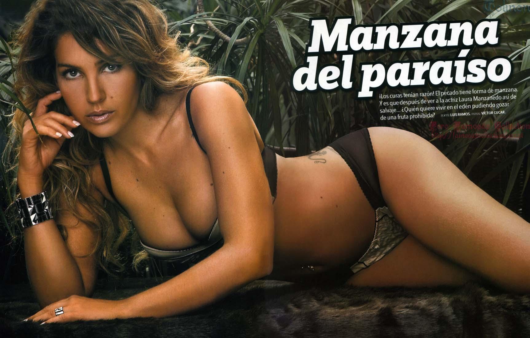 Laura Manzanedo Desnuda Página 4 Fotos Desnuda Descuido Topless