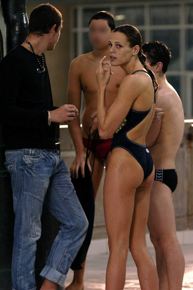 Nude pics of laure manaudou