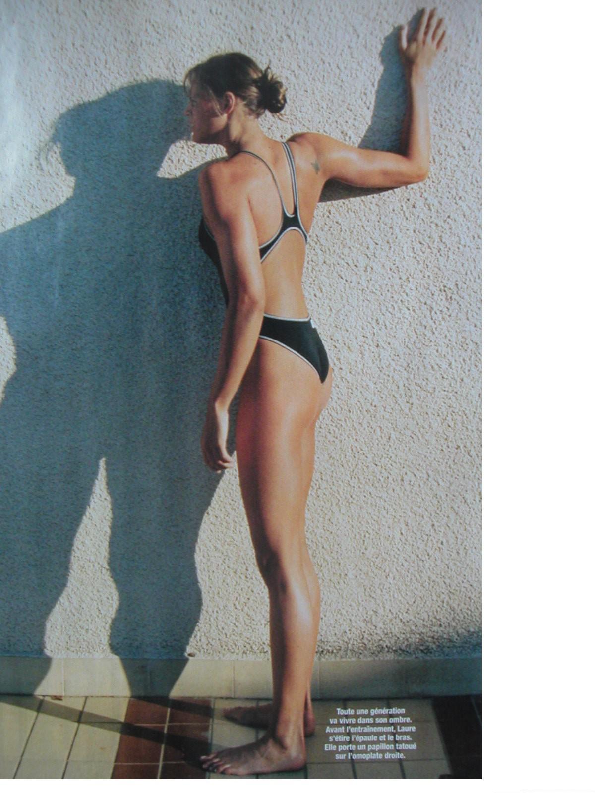 Laura manaudou fotos desnudas