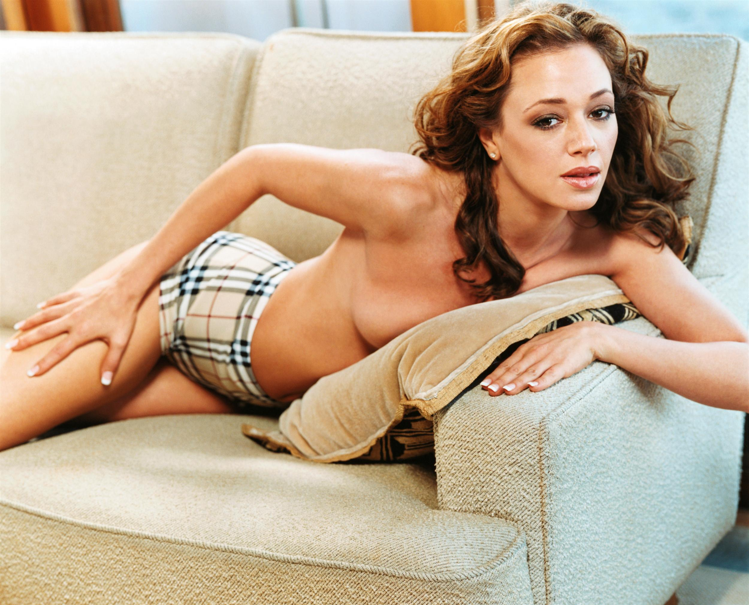 Leah remini sexiest