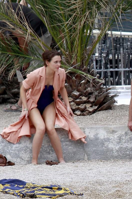 Fotos de Leighton Meester desnuda - Fotos de