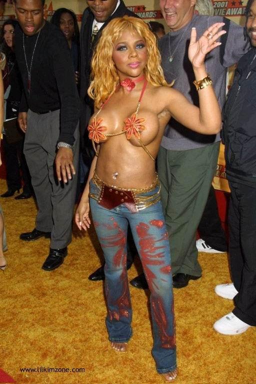Lil kim notorious desnuda
