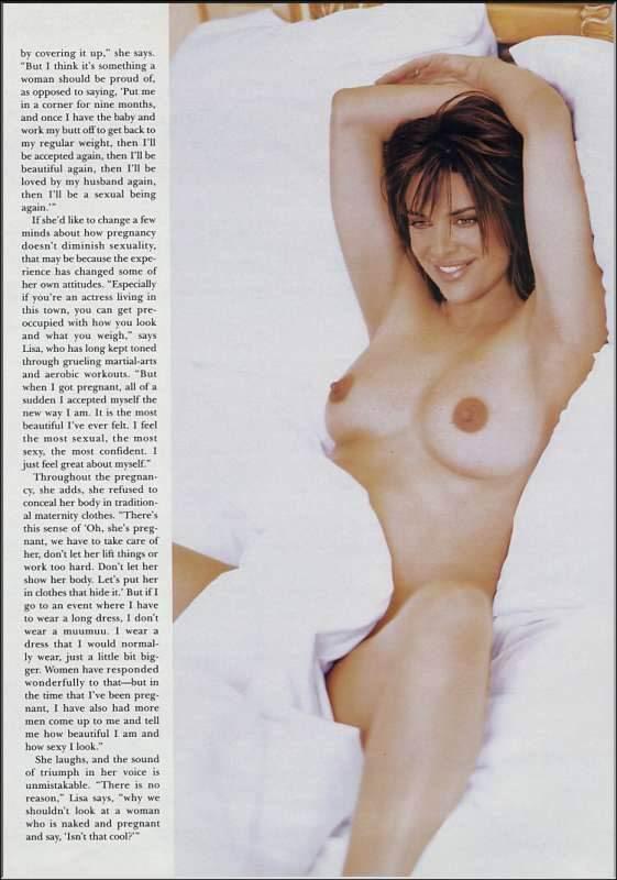 Lisa rinna nude free