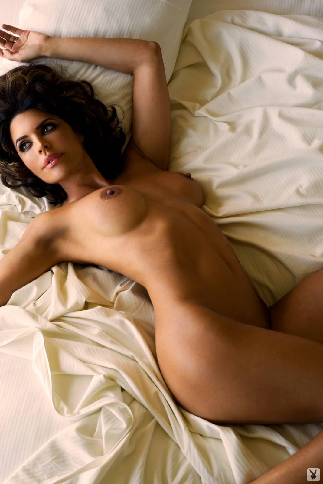 Was and naked playboy rinna lisa think, that you