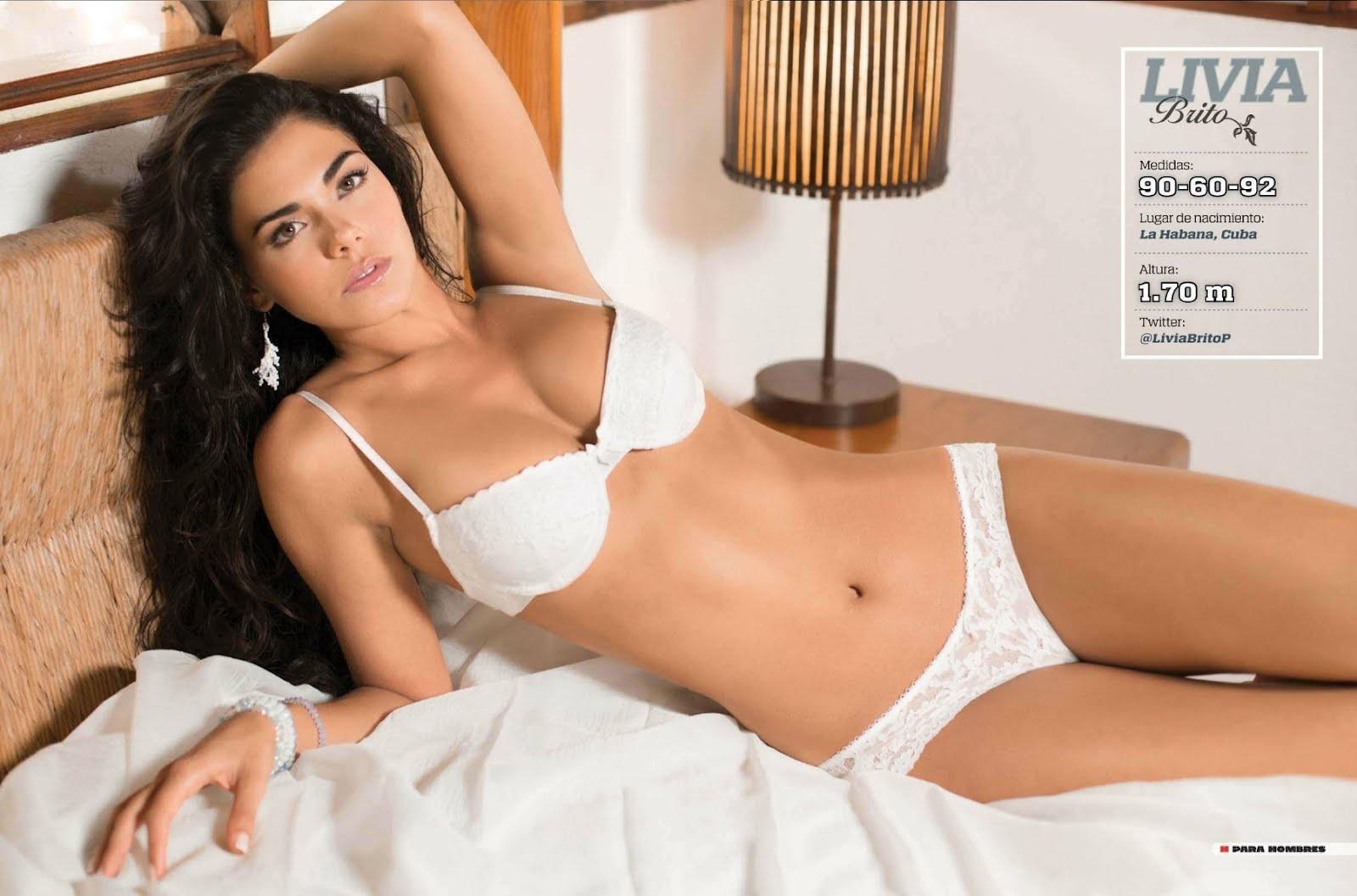 90 60 90 Follando livia brito nude naked pics and videos imperiodefamosas