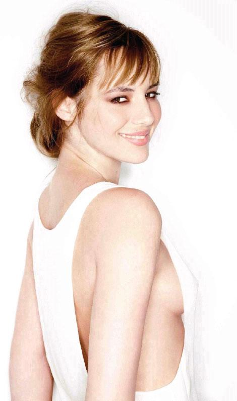 image Louise bourgoin happy event