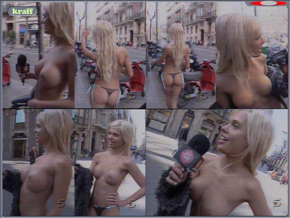 Míriam Sánchez Desnuda Página 9 Fotos Desnuda Descuido Topless