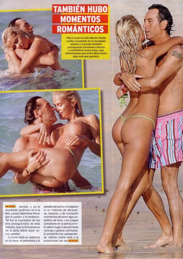 Peliculas porno gratis de lucia la piedra Lucia Lapiedra Bikini Saddle Girls