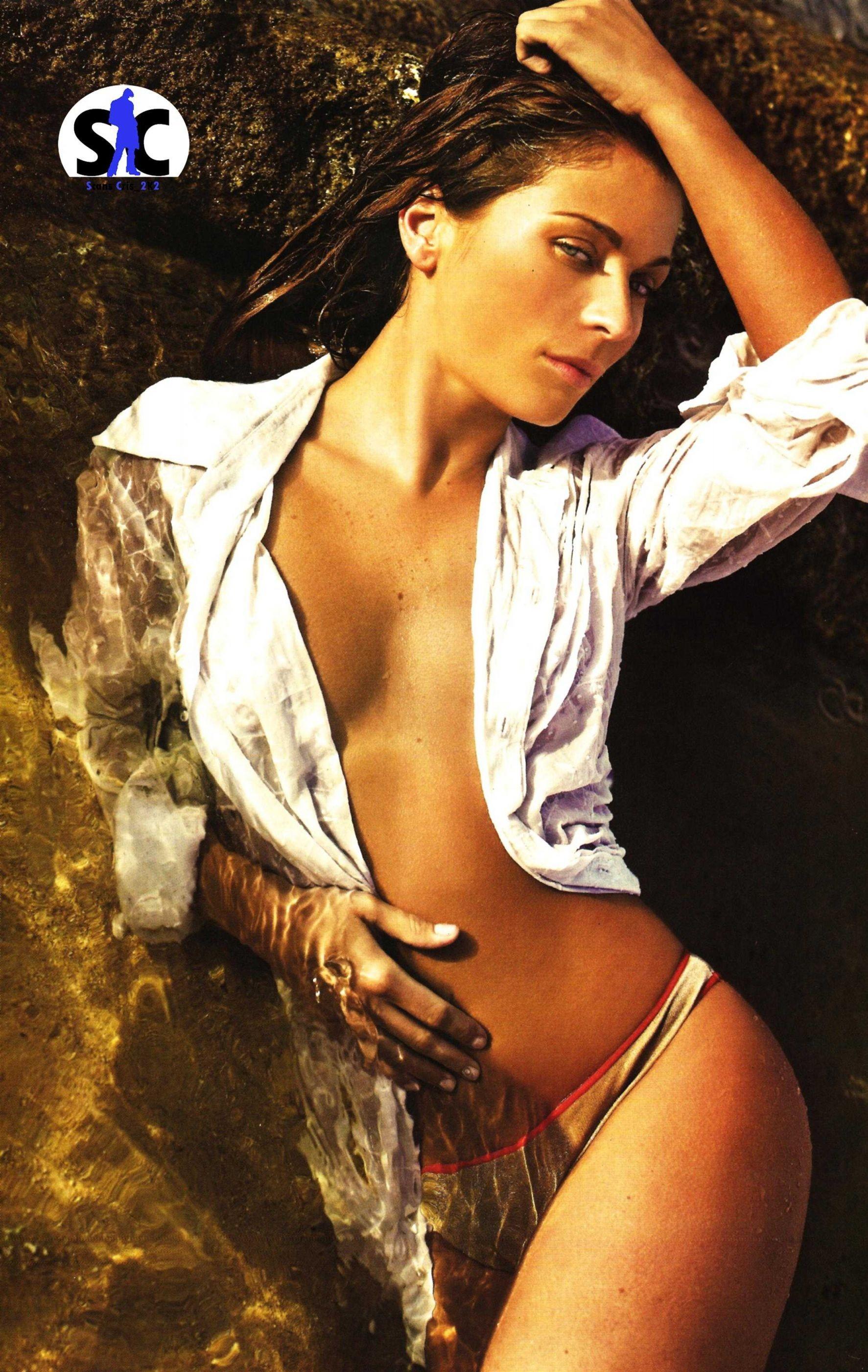 Ludwika Paleta Nude, Naked