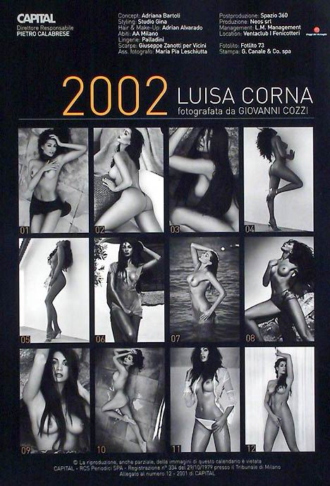 nackt Corna Luisa Luisa Pantera