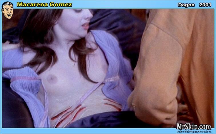 macarena naked Dagon gomez