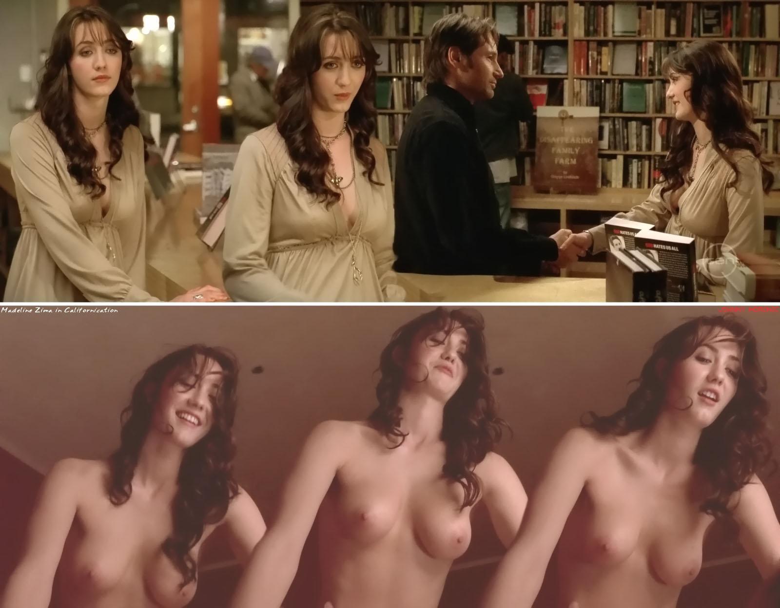 Madeline zima sisters nude — 13