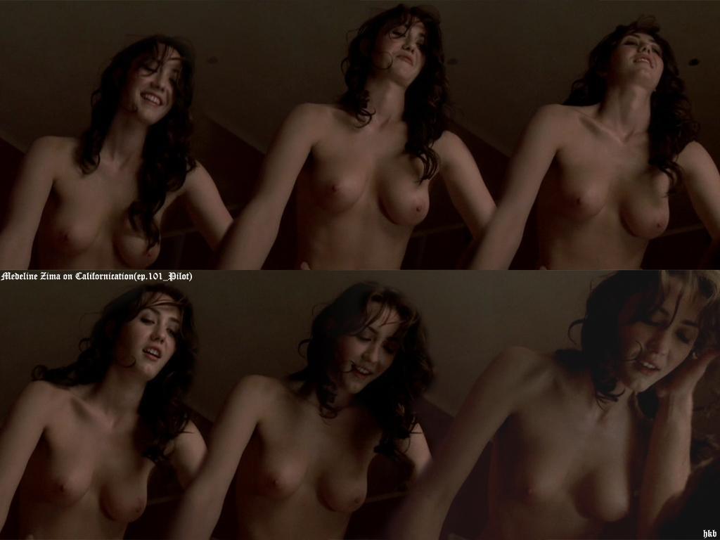 Madeline Zima Nude Amp Sexy Scenes Hd