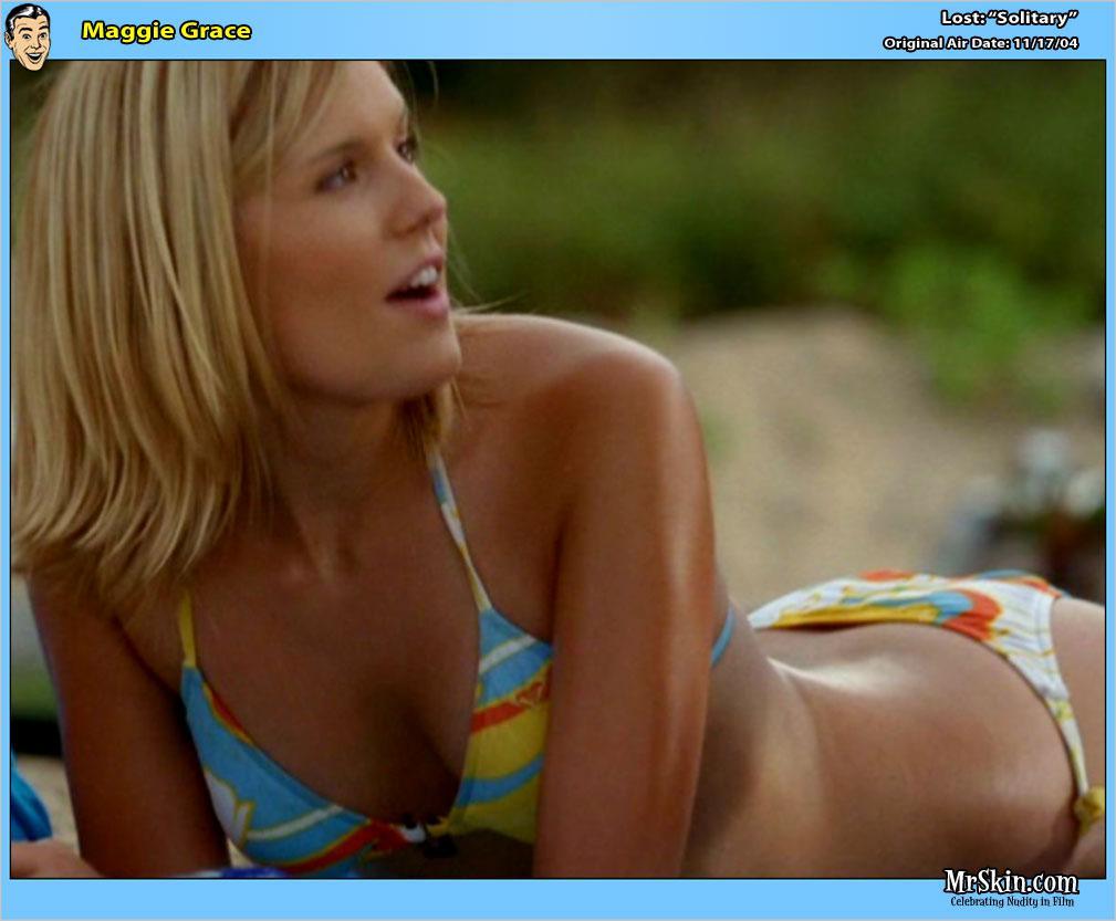Maggie grace bikini pics — photo 7