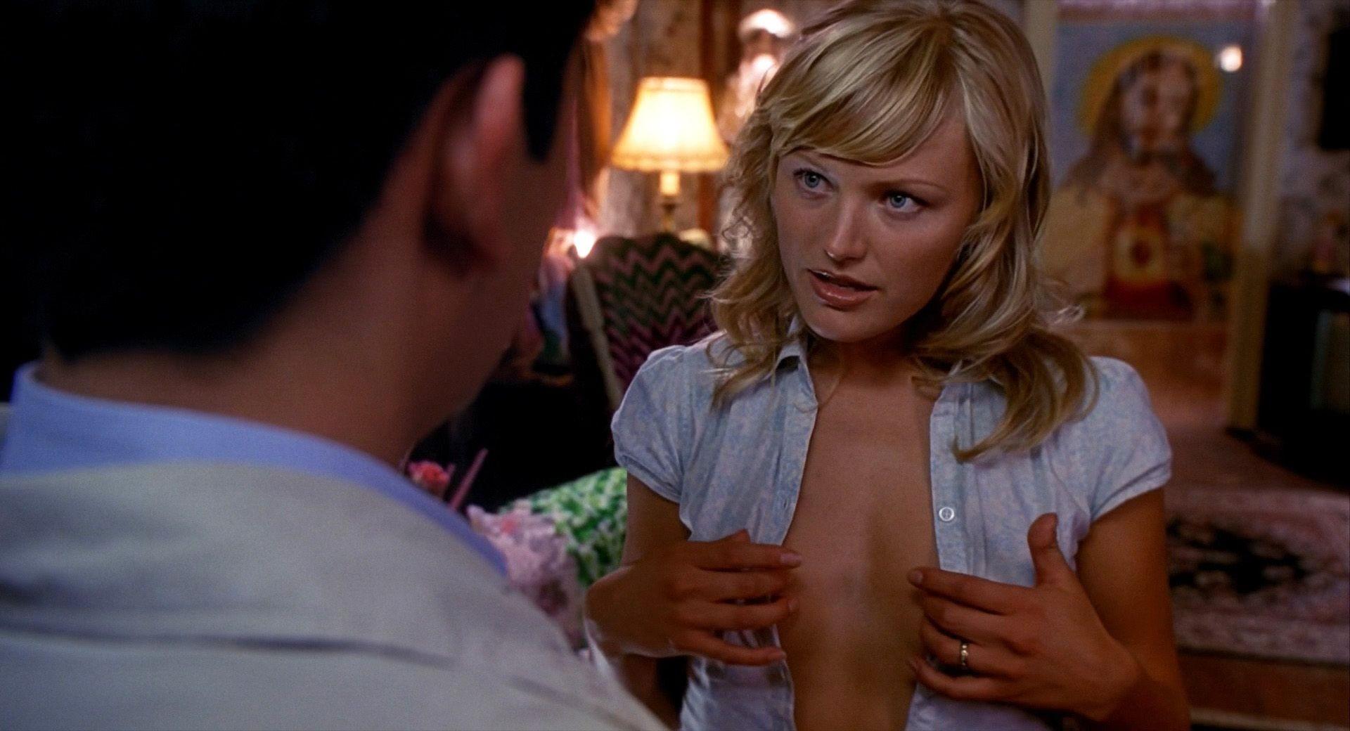 Malin Akerman Wet Tits In A Sex Scene