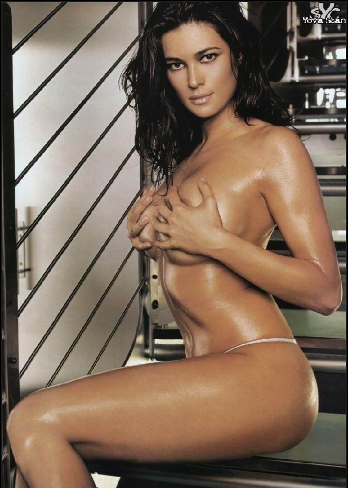 Manuela arcure naked, lipstick fetish cum