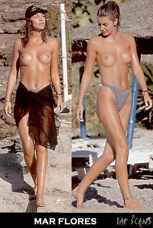 Maria del mar nude