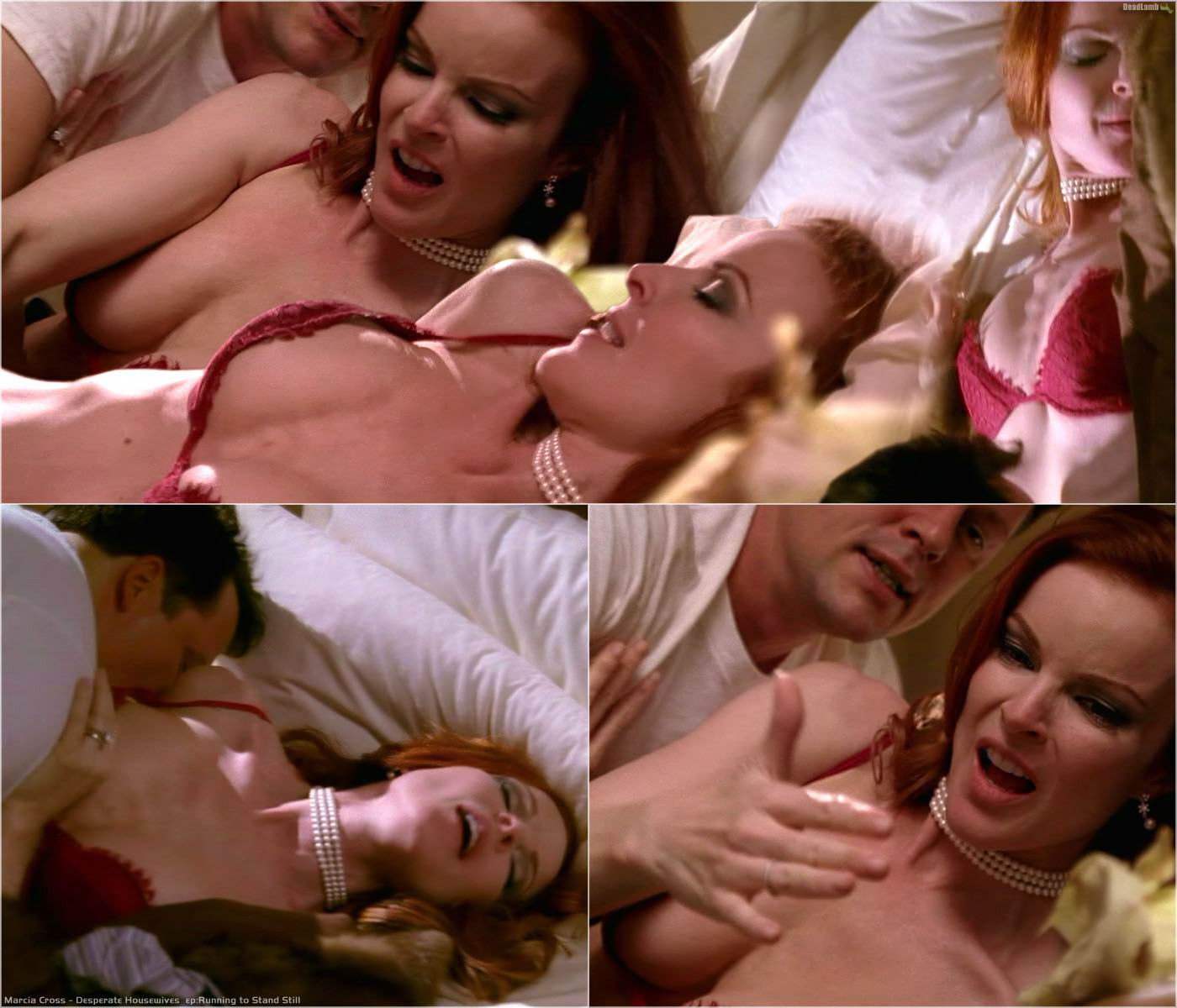 Marcia cross naked shower photos that DD