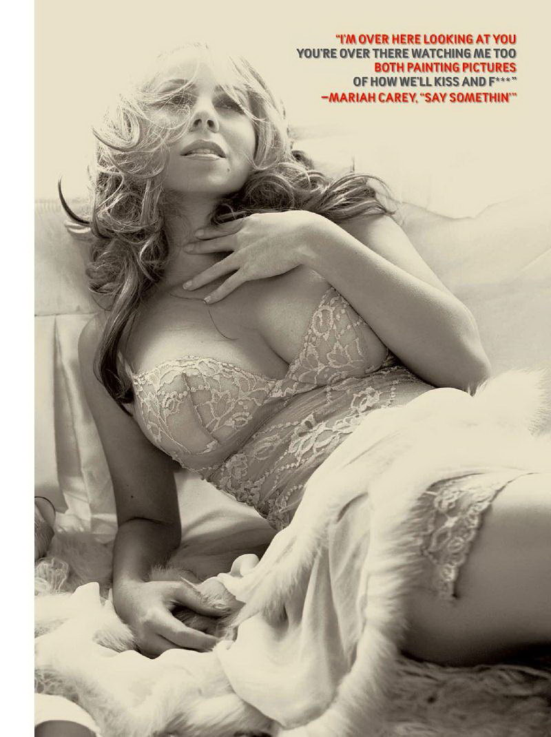 Mariah Carey Nude - Page 5 Pictures, Naked, Oops, Topless -5251