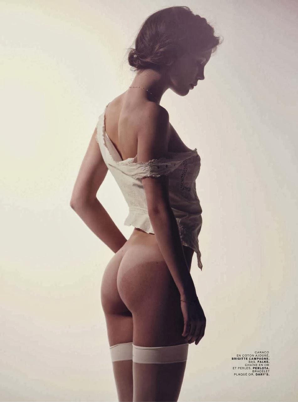 Marine Vacth Desnuda Página 2 Fotos Desnuda Descuido Topless