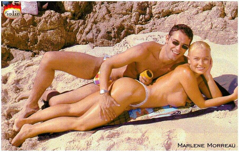 Marlene Mourreau Desnuda Página 7 Fotos Desnuda Descuido Topless