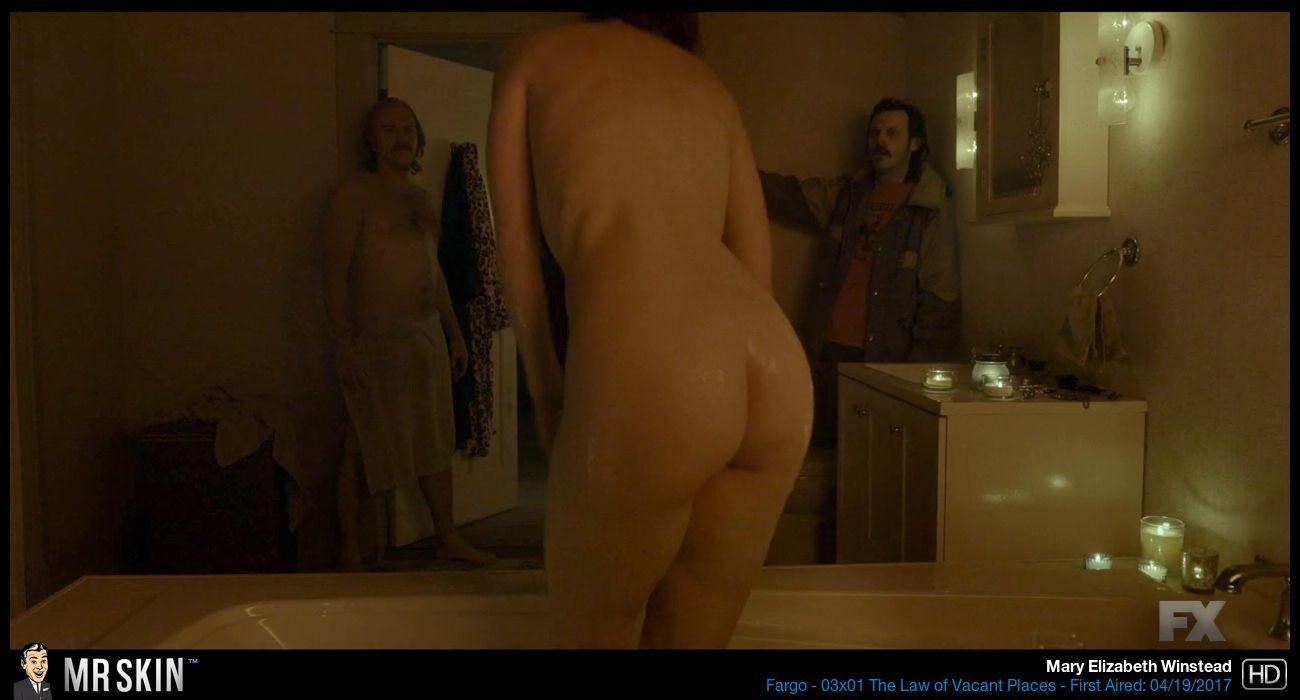 winstead topless elizabeth Mary