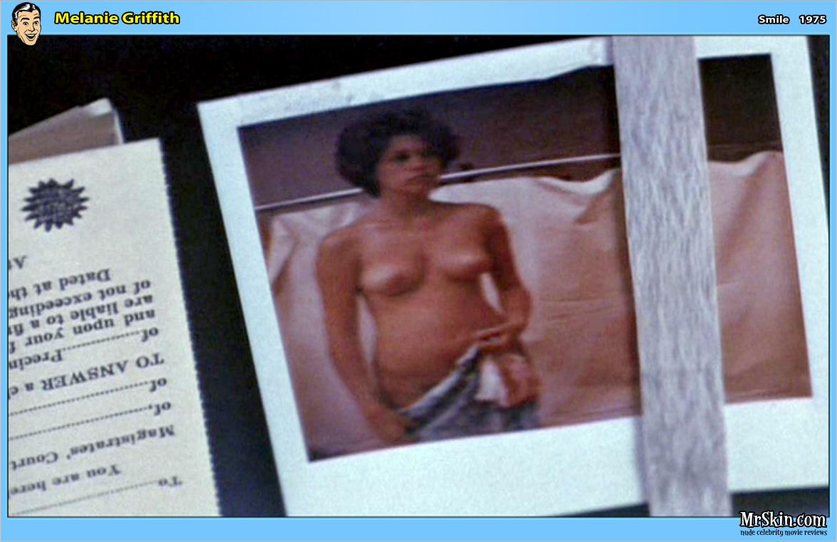 Melanie griffith frontal nude