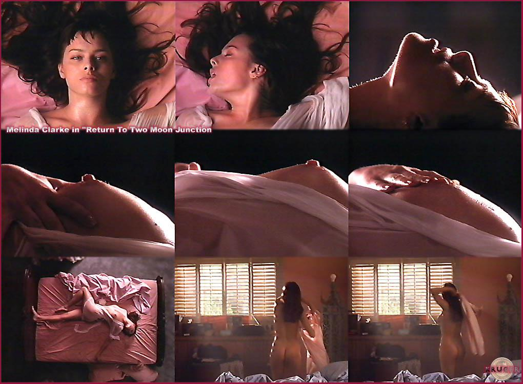 Video ... melinda clarke nude wish