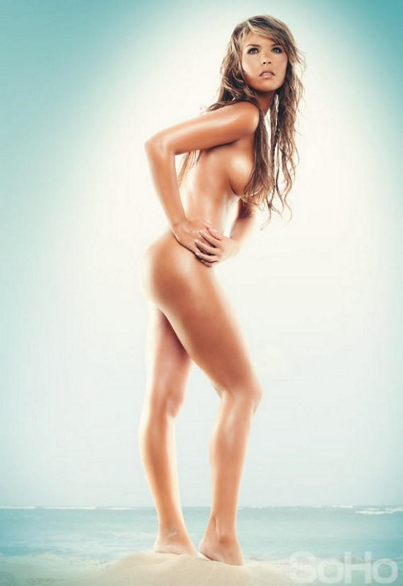 Carla Giraldo Topless