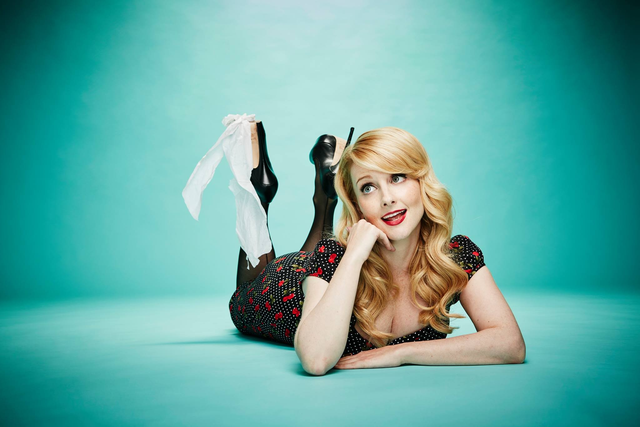 Melissa Rauch Nude Naked Pics And Videos Imperiodefamosas