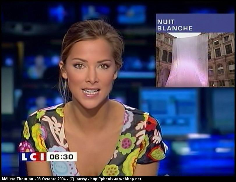 Melissa french news anchor naked