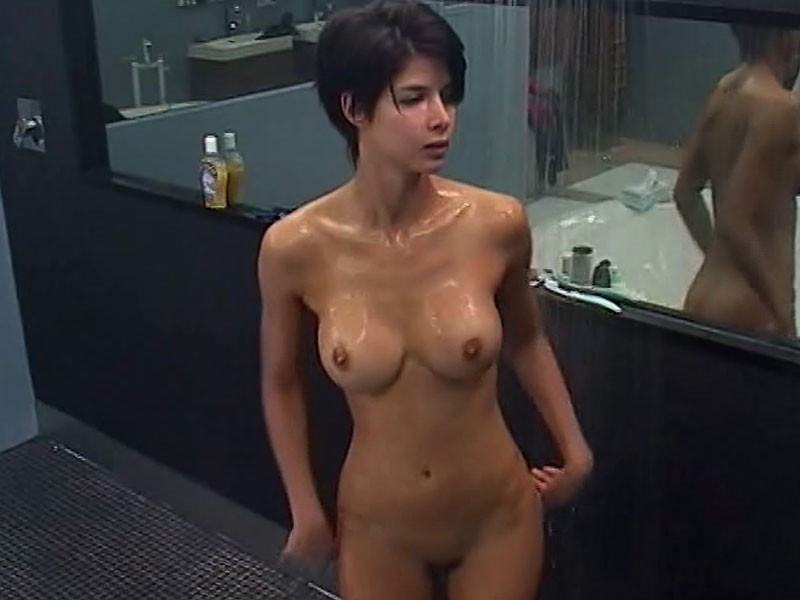 Angie nude from big brother