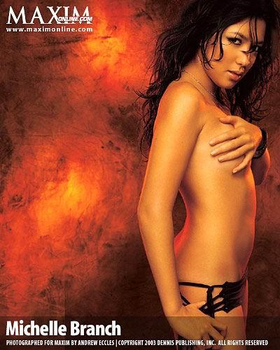 Branch  nackt Michelle Michelle Branch
