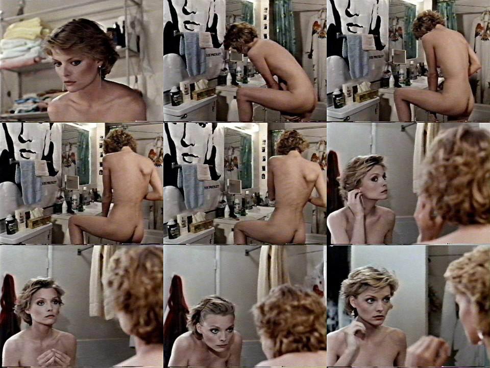 Michele pfeiffer naked