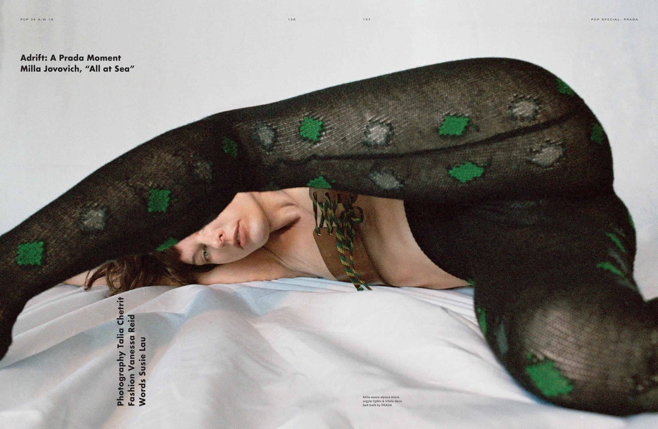 Milla Jovovich nue Photos et Vidos de Milla Jovovich Nue