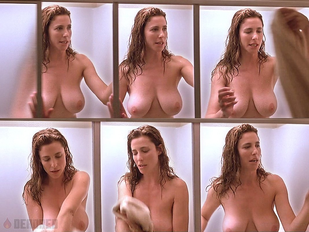 Naked Mimi Rogers In Full Body Massage Ancensored