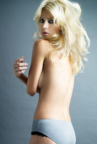 Video sexual de modelo noruega 02 - 2 part 9
