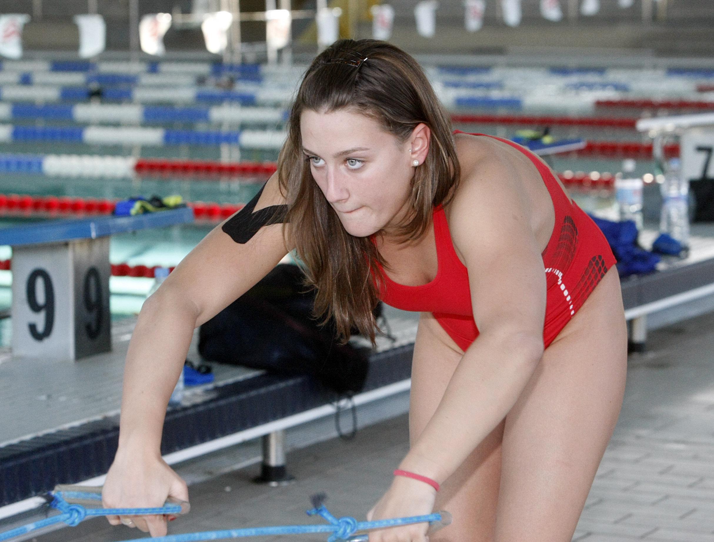 Sexy nadadoras australianas