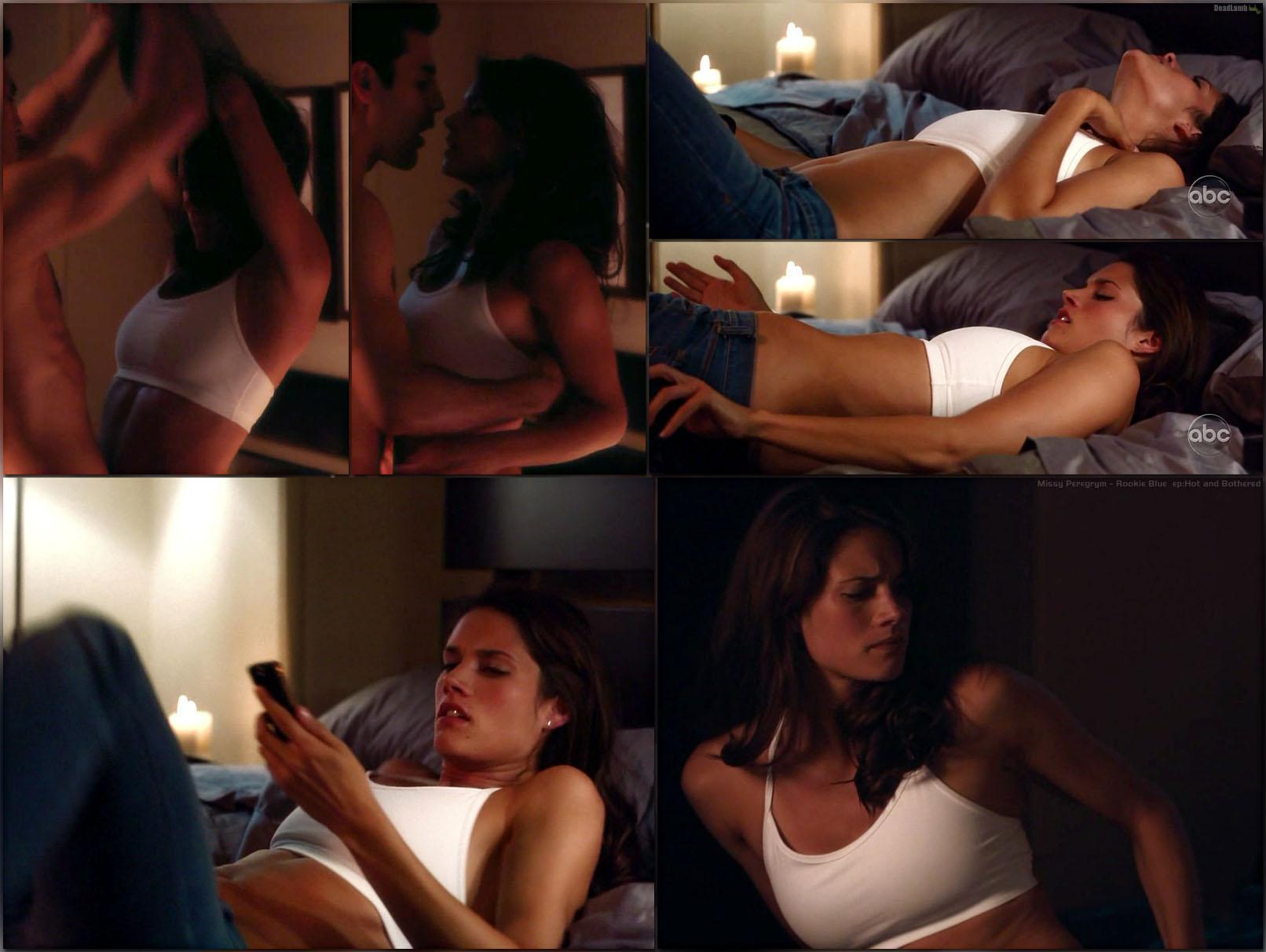 Missy Peregrym Nude, Naked
