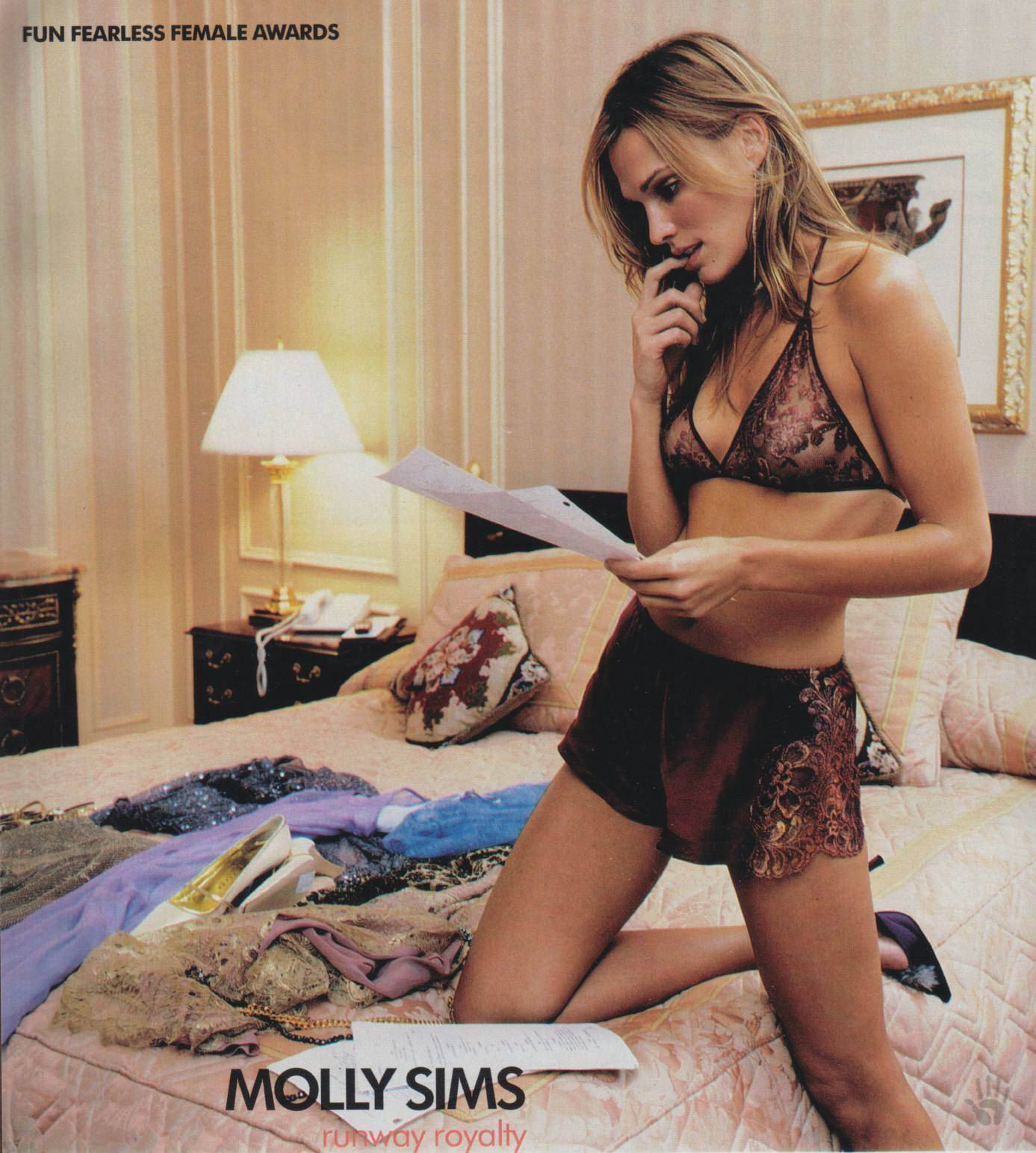 Molly sims nude free