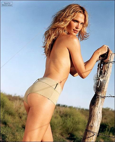Molly Sims Fully Naked