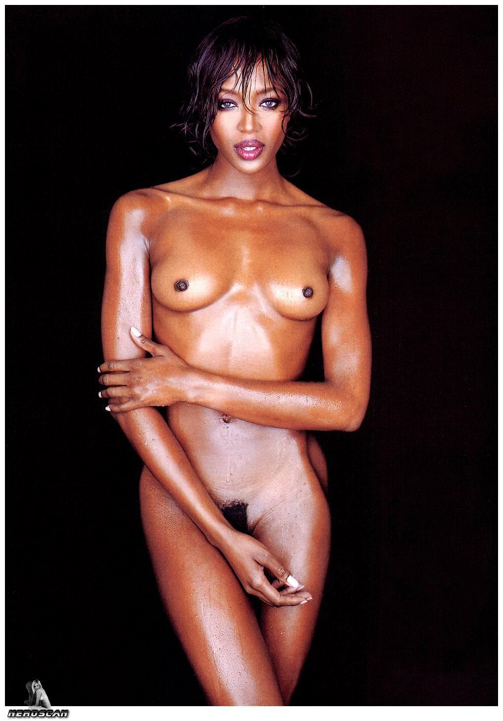 negras famosas fotos de naomi campbell desnuda