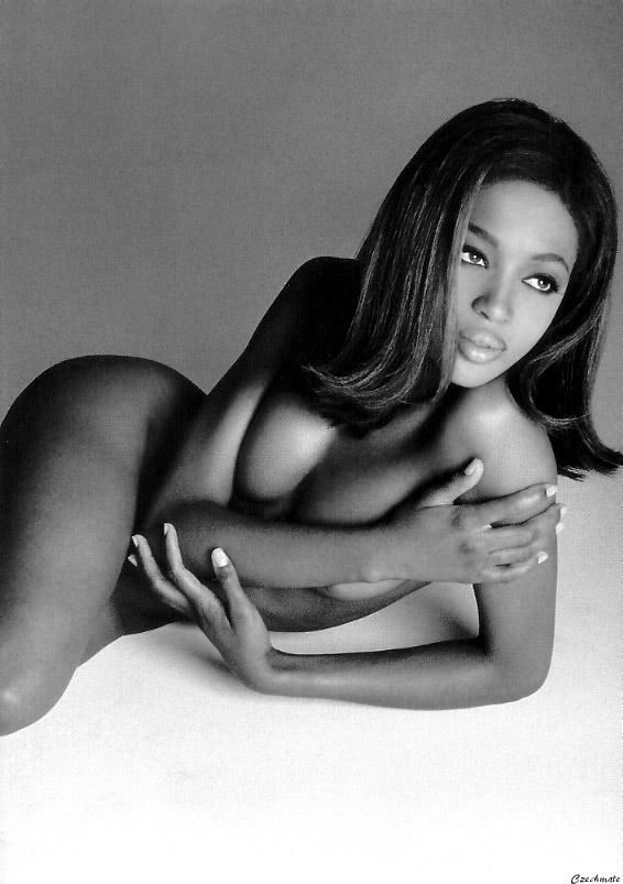 Picture of naomi campbell pussy — pic 8