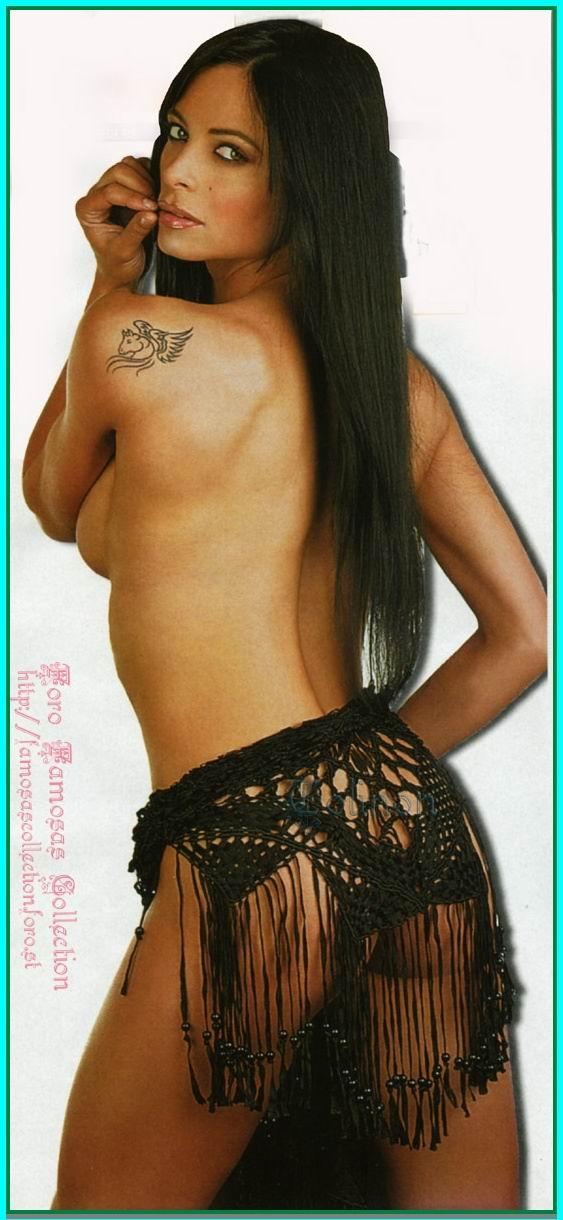 Gina Fotos Desnuda Descuido Topless Bikini Armas De