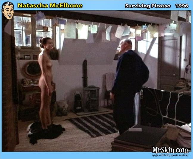Natascha mcelhone nude, topless and sexy