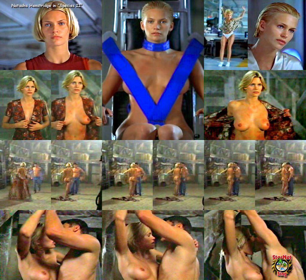 Naked natasha henstridge in the outer limits ancensored