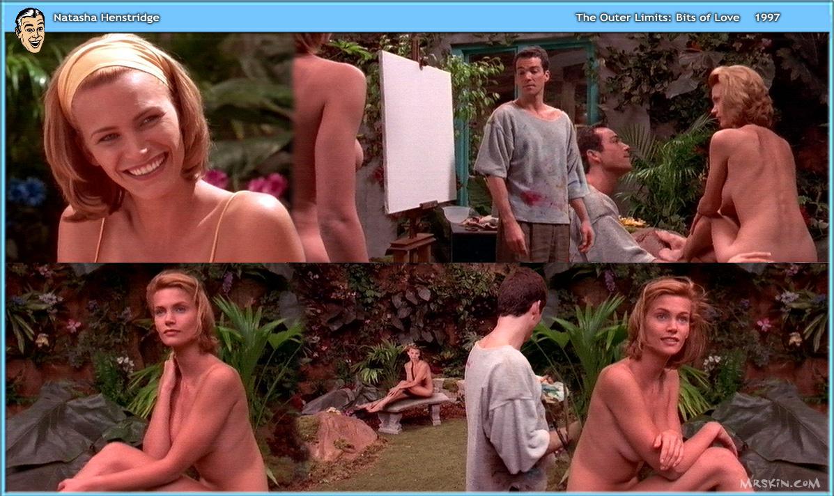 Natasha Henstridge Nude, Naked - Pics And Videos -6157