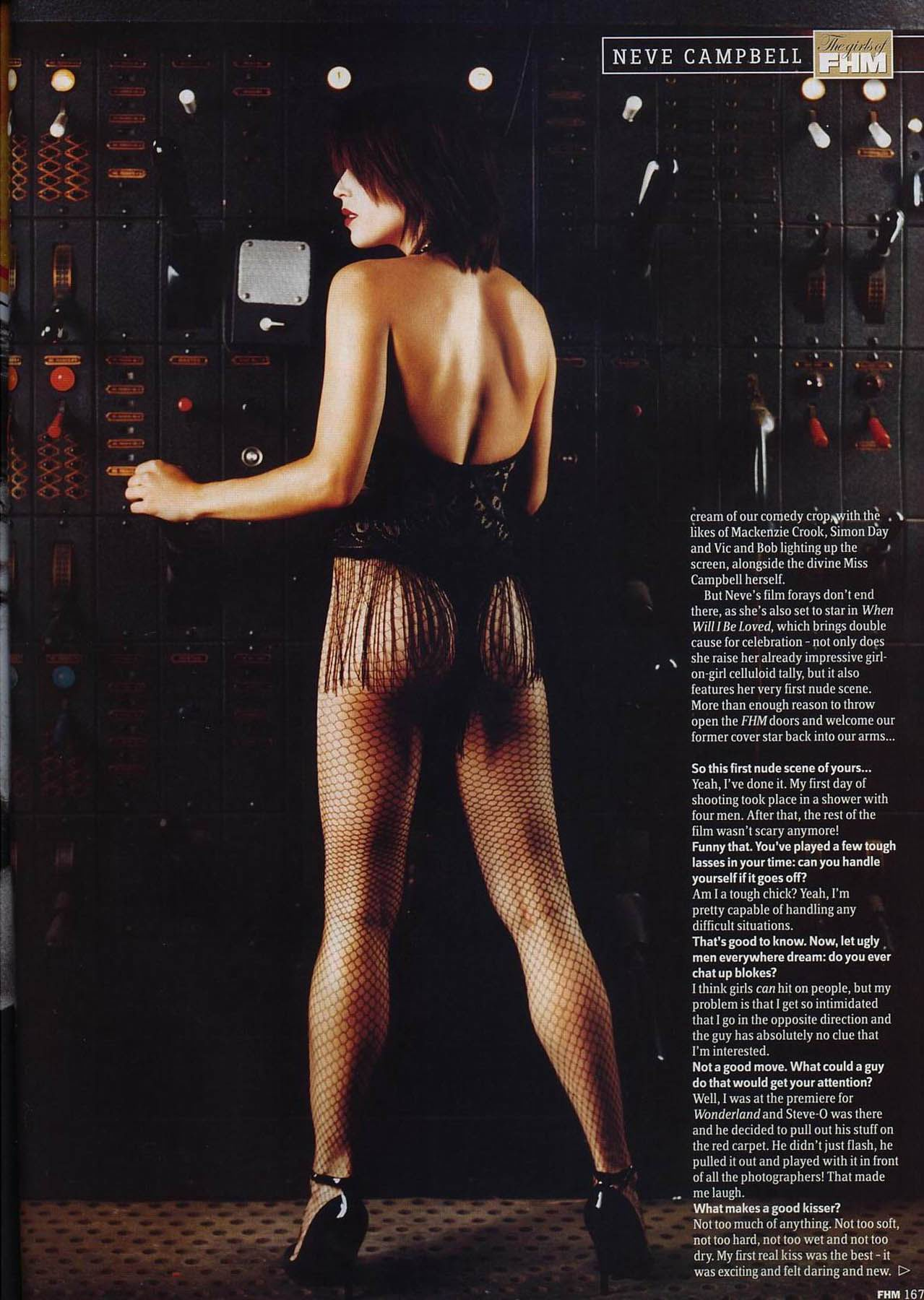 Neve Campbell Nude - Page 7 Pictures, Naked, Oops, Topless, Bikini, Video, Nipple-1708