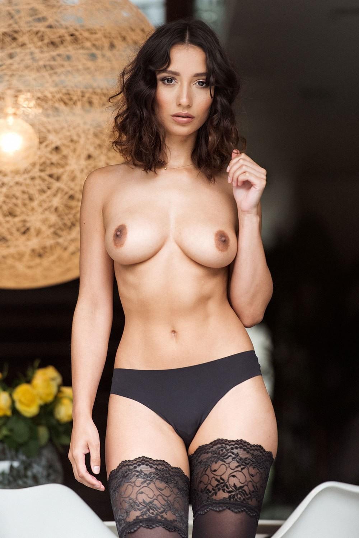 Sexy lingerie of lingerie models