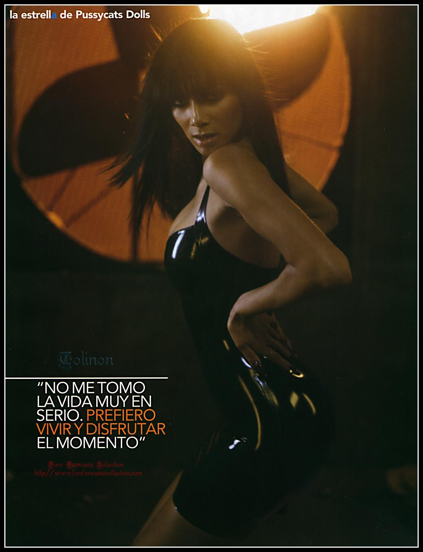 Nicole Scherzinger desnuda - ANCENSORED